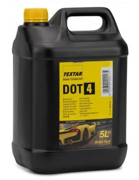 Lichid de frana DOT 4 TEXTAR 5L