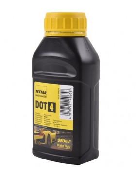 Lichid de frana DOT 4 TEXTAR 250ml