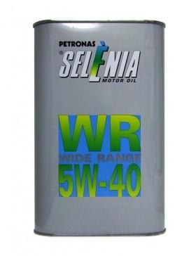 Ulei motor Selenia WR 5W40 1L (bidon tabla)