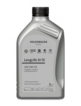 IN CURAND! Ulei motor VW  Longlife III SAE 0W30 1L (new 2020!)