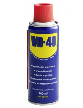 Spray tehnic lubrifiant WD-40, 200 ml