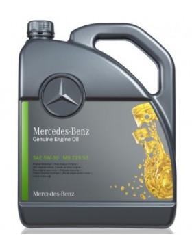 Ulei motor Mercedes Original MB 229.52 5W30 5L