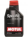 Ulei motor Motul Specific 504.00-507.00 5W30 1L