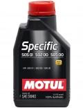 Ulei motor Motul specific 505 01-502 00, 5W40, 1L