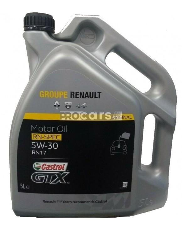 Ulei motor Renault RN17 5W30 5L