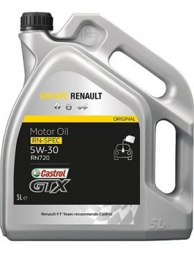 Ulei motor Renault - Castrol GTX RN720 5W30 5L