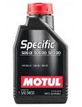 Ulei motor Motul Specific 506.00-506.01-503.00 0W30 1L