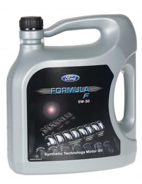 Ulei motor Ford Formula F 5W-30, 5L