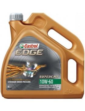Ulei motor Castrol EDGE Supercar 10W60 4L