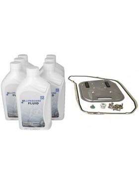 Pachet revizie ulei cutie viteze automata ZF pentru AUDI (cutii 8HP55)