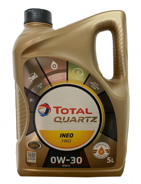 Ulei motor Total Quartz INEO First 0W30 5L