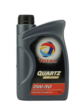 Ulei motor Total Quartz INEO First 0W-30 1L