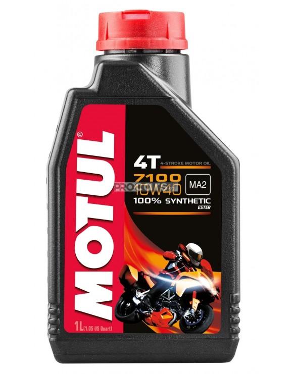 Ulei moto Motul 7100 4T 10W40 1L