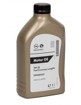 Ulei motor GM (OPEL) LongLife FE 0W20 1L