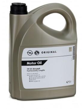 Ulei motor GM (OPEL) Dexos 2 5W30 5L