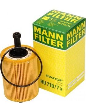 Filtru ulei MANN Filter HU719/7X
