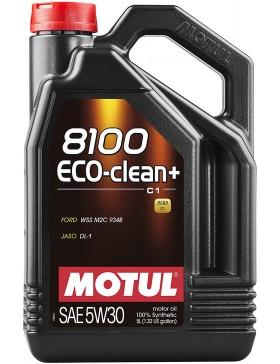 Ulei motor Motul 8100 ECO-Clean+ 5W30 5L