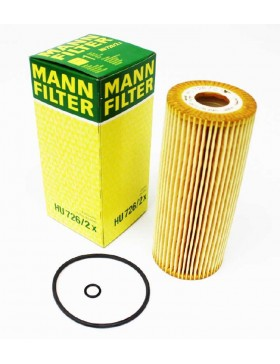 Filtru ulei MANN Filter HU726/2X