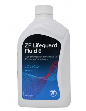 Ulei transmisie automata ZF Lifeguard Fluid 8 1L (S671.090.312)