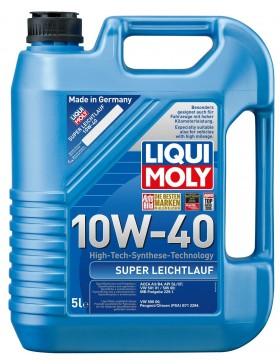 Ulei Motor Liqui Moly Super-Leicht. 10W40 5L