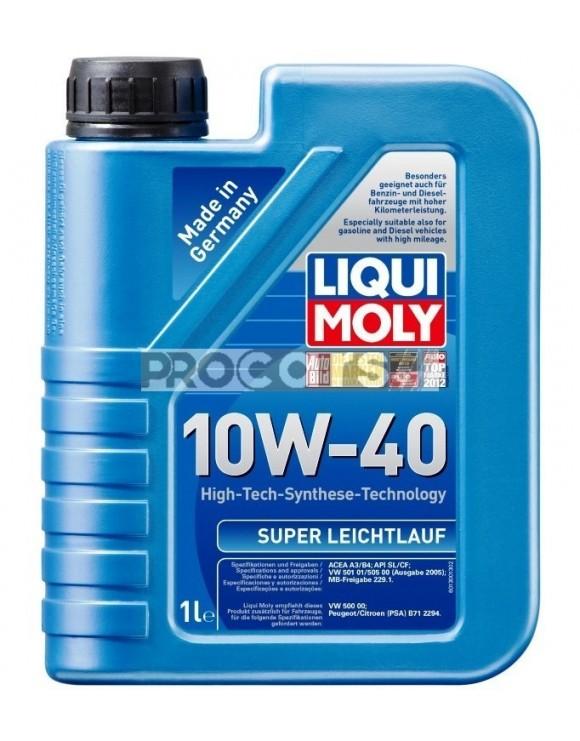 Ulei Motor Liqui Moly Super-Leichtlauf 10W-40 5L
