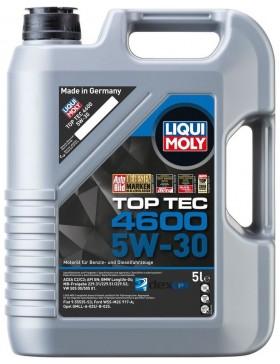 Ulei motor Liqui Moly Top Tec 4600 5W30 5L