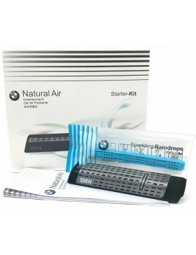 Kit odorizant original BMW Natural Air (aparat + 1 rezerva)