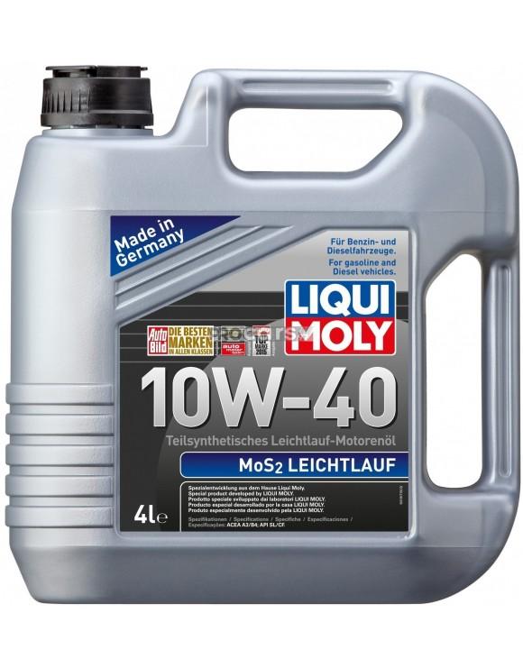 Ulei Motor Liqui Moly MoS2 10W40 4L