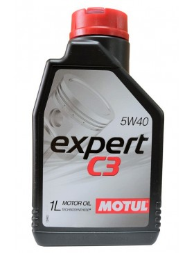 Ulei motor MOTUL EXPERT C3 5W40 1L (Echivalenta X-CLEAN 5W40)