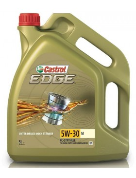 Ulei motor Castrol EDGE M 5W30 5L