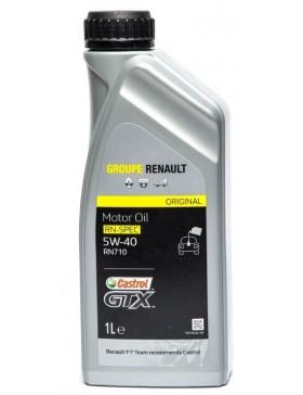 Ulei motor Renault - Castrol GTX RN710 5W40 1L