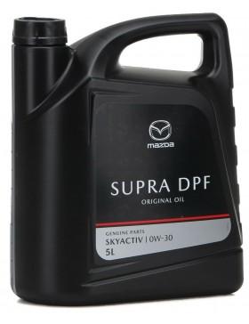 Noul Ulei motor Mazda Original Oil Supra DPF 0W30 5L (din 2020!)