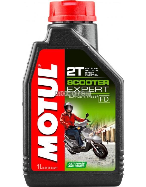 Ulei moto Motul Scooter Expert 2T 1L