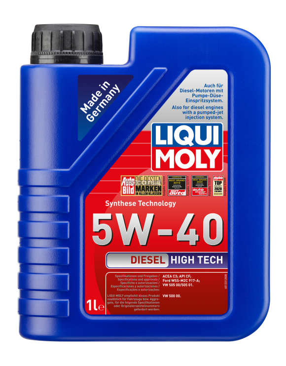 Ulei Motor Liqui Moly Diesel High Tech 5W40 1L