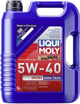 Ulei Motor Liqui Moly Diesel High Tech 5W40 C3 5L