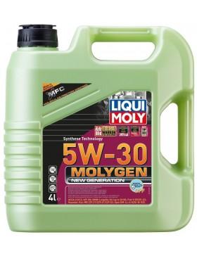 Ulei Motor Liqui Moly Molygen New Generation 5W30 DPF 4L