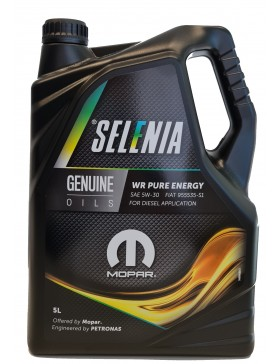 Ulei Motor SELENIA WR PURE ENERGY 5W30  5 L