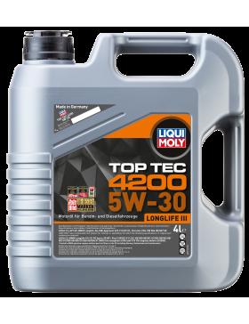 Ulei Motor Liqui Moly TOP TEC 4200 5W30 4L