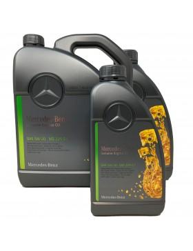 Pachet 7 litri Ulei motor Mercedes MB 229.51 5W-30