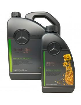 Pachet 6 litri Ulei motor Mercedes MB 229.51 5W-30