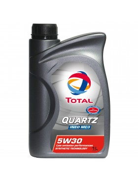 Ulei motor Total Quartz Ineo MC3, 5W30, 1L