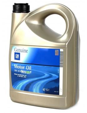 Ulei motor GM (OPEL) Dexos 1 Gen 2, 5W30 5L