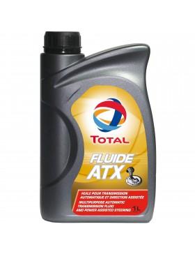 Ulei pentru cutie viteze automata Total Fluide ATX, 1L