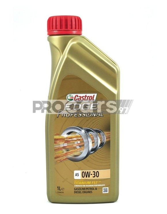 Castrol Edge Professional A5 0W-30 Titanium Fst