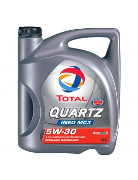 Ulei motor Total Quartz Ineo MC3, 5W30, 5L