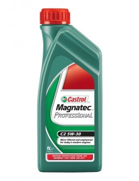 Ulei motor Castrol Magnatec Professional C2 5W30, 1L