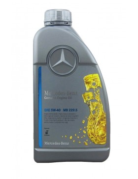 Ulei motor Mercedes Original MB 229.5 5W40 1L