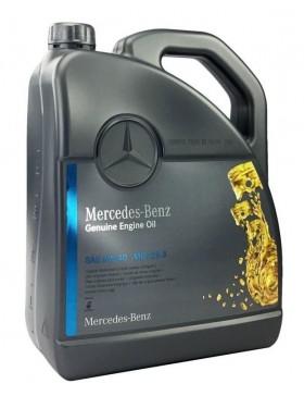 Ulei motor Mercedes Original MB 229.5 5W40 5L