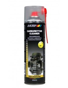 Soluţie pentru curăţarea carburatorului Motip, 500 ml