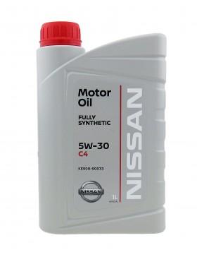 ULEI Motor NISSAN Original Oil C4 5W30 DPF 1L
